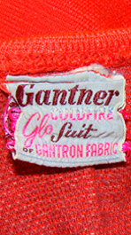 label gantner glo suit