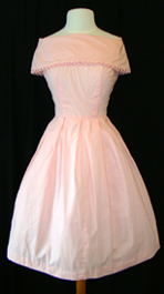 1960's party dress