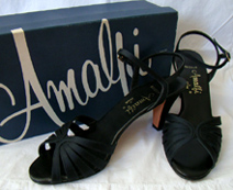 1970's amalfi shoes